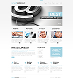 Website template #42485 by Elza