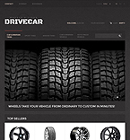 Wheels & Tires - PrestaShop Theme #42500 by Astra