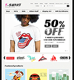 T-Shirts - PrestaShop Theme #42502 by Di
