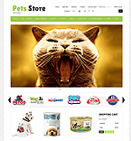 Pet Store - PrestaShop Theme #42504 by Di