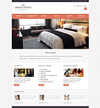 Website template #42522 by Angel