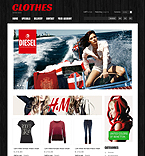 Your Style Online - PrestaShop Theme #42662 by Di