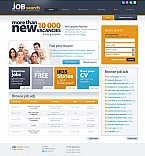Stretched Flash CMS Theme #42669