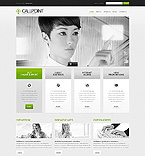 Website template #42673 by Sawyer