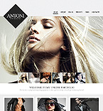 Drupal template #42688 by Sawyer