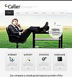 Moto CMS HTML Template #42700 by Sawyer