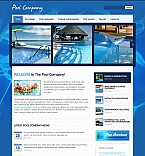 Stretched Flash CMS Theme #42782