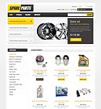 Spare Parts - PrestaShop Theme #42844 by Hermes