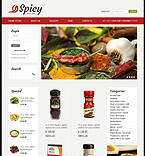 VirtueMart Template #42864 by Di