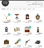 Magento theme #42872 by Hermes