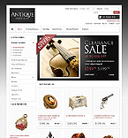 Magento theme #42882 by Hermes
