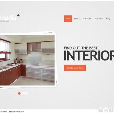 Company Profile Interior Design Free Modern Company Profile