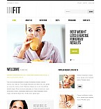 Stretched Flash CMS Theme #42916
