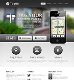 Website template #42917 by Ares