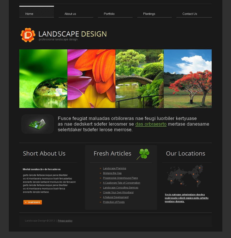 MotoCMS HTML Vorlage #42947 aus der Kategorie Exterior-Design - image
