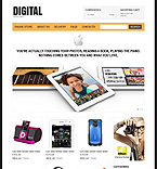VirtueMart Template #43005 by Di