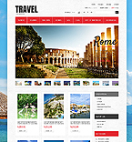 Travel Store - PrestaShop Theme #43054 by Di