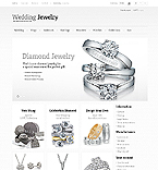 Wedding Jewelry - PrestaShop Theme #43055 by Di