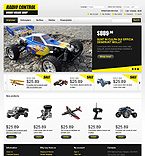Magento theme #43059 by Hermes