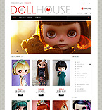 Doll House - PrestaShop Theme #43095 by Delta