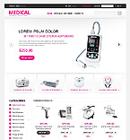 Medical Equipment - PrestaShop Theme #43097 by Hermes