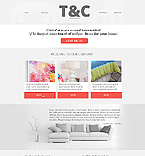 Website template #43103 by Irene