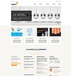 Website template #43161 by Cerberus