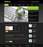 Stretched Flash CMS Theme #43182