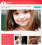 Drupal template #43189 by Oldman