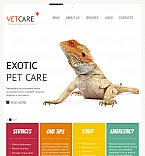 Facebook HTML CMS Template #43265