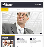 WordPress theme #43282 by Sawyer