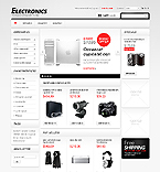 Electronics Store - PrestaShop Theme #43288 by Hermes