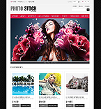 Photo Stock - PrestaShop Theme #43290 by Di