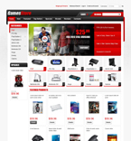 osCommerce template #43332 by Hermes