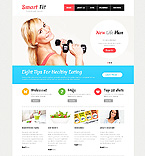 Website template #43360 by Delta