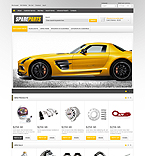 Magento theme #43374 by Hermes