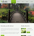 Facebook HTML CMS Template #43403