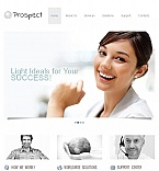 Facebook HTML CMS Template #43421