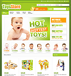 Magento theme #43447 by Hermes