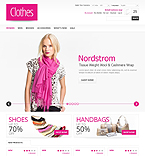 Magento theme #43448 by Hermes