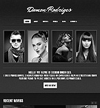 Drupal template #43457 by Sawyer