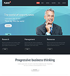 Joomla template #43467 by Cowboy