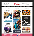 High Fashion - PrestaShop Theme #43470 by Di