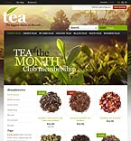 Tea Island - PrestaShop Theme #43484 by Hermes