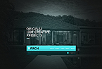 Website template #43496 by Ares
