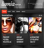 Facebook HTML Theme #43505