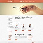 Website template #43551 by Astra