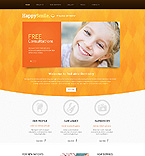 Website template #43555 by Delta