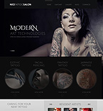 WordPress theme #43569 by Delta