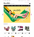 Sandals - PrestaShop Theme #43575 by Di